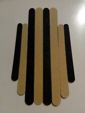 Set of 8 Sanding Sticks  fine and course