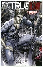 True Blood Tainted Love #4, Nm, Variant, 2011, Vampire, Jason, Sookie, Horror
