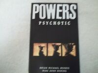 Powers Psychotic Volume 9 TPB By Brian Michael Bendis