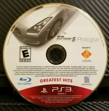 Gran Tourismo 5: Prologue (Greatest Hits) - PS3 (DISC ONLY)