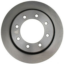 Non-Coated Disc Brake Rotor fits 2008-2016 Ford E-350 Super Duty E-150,E-250  AC