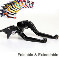 Folding Extending Brake Clutch Levers For Triumph Tiger 800 XC/XR 2015-2018