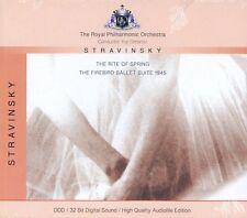 Stravinsky: The Rite of Spring; Firebird Suite 1945; Yuri Simonov, Royal Phil Or