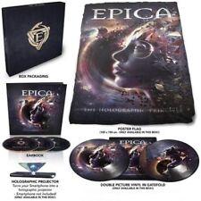Epica Holographic Principle LTD 1000 BOX SET Nightwish Within Temptation Delain