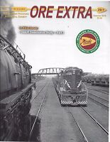 Ore Extra: Summer  2016 issue of the MISSABE Railroad Historical Society (NEW)