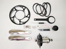 ATS Speed Drive crankset for STRIDA , 2 speeds, 170mm, Folding bike, w/tools