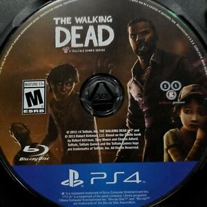 The Walking Dead: The Complete First Season Sony PlayStation 4 PS4 Disc Only