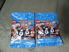 LEGO Minifigures Disney Series 2 71024 2pcs