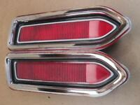 70 Plymouth Belvedere Satellite Tail Lights Pair   MUST SEE!!