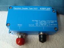 Kistler Piezotron Coupler Type 5127B11 1-Channel Industrial Amplifier Accelerome