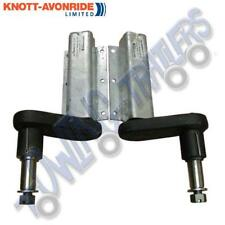 350kg Trailer Suspension Units - Extended Stub for use with offset wheels