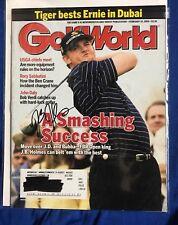 JB Holmes Autographed Magazine Signed PGA Golf Autographed