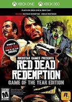 Xbox 360 Red Dead Redemption - Game of the Year Edition - NEW
