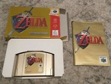 The Legend Of Zelda - The Orcarina Of Time Collectors Edition N64 Boxed Complete