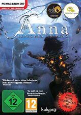 Anna-Extended Edition (PC, 2013, sólo Steam key descarga código) no DVD, no CD