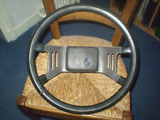renault volant r 11 turbo,r18 turbo ,r9 turbo