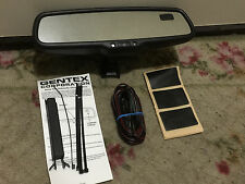 Factory Oem 02 03 04 05 06 09 10 Ford Mustang Auto Dim Rear View Mirror Compass Fits Ford