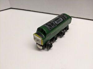 Thomas & Friends Wooden Railway D261 THE DIESEL Train Engine Car GUC