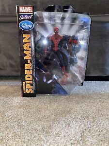 Marvel Select Superior Spider-Man Disney Store Exclusive NIP, Sealed