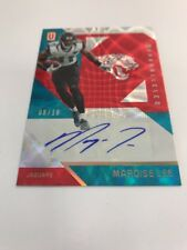 Marqise Lee Red Parallel Auto 08/10 2016 Panini Unparalleled autograph