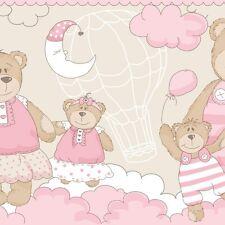Kinder Bordüre Teddys Bärchen Cristiana Masi 2284 / Bim Bum Bam 002284 / 3,99€/m
