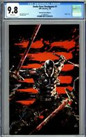 Snake Eyes Deadgame #1 CGC 9.8 Unknown Comics Edition A Kael Ngu Virgin Cover