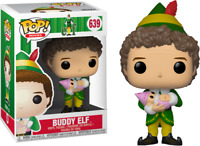 Exclusive BUDDY ELF WITH BABY Funko Pop Vinyl New in Box