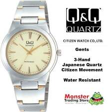 AUSSIE SELLER GENTS DRESS WATCH CITIZEN MADE 2/TONE COLOUR VL90-400 WARANTY