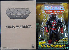 2015 MOTU Ninjor Ninja Warrior MOTUC Masters of the Universe Classics MOC