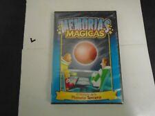 MEMORIAS MAGICAS, DVD NEW EL MISTERIO DE LA PLANTA TERCERS ANIMATED