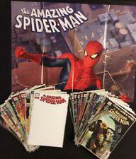 AMAZING SPIDER-MAN #1 - 25 Comic Books Marvel 2018 VARIANTS +Promo POSTER NM