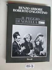 Arbore D'Agostino IL PEGGIO DI NOVELLA 2000 (A 5 -7)