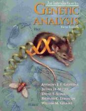 An Introduction to Genetic Analysis By Anthony J. F. Griffiths, .9780716722854