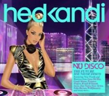 Hed Kandi NU Disco 2012 2cd Dance Music Album Compilation Ministry of Sound