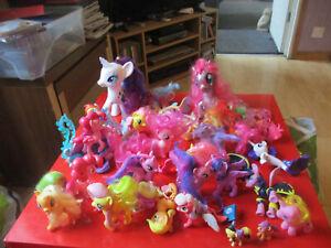 My Little pony huge bundle over 50 figures