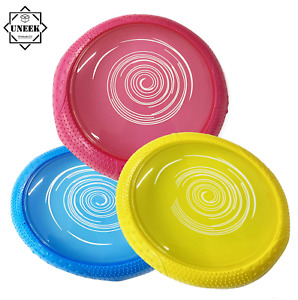 Frisbee Flying Disc Ring Throw Summer Outdoor Beach Garden Play Kids Adult Toy