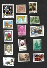 India commemorative stamps MNH collection – approx. 100 stamps