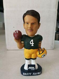 Brett Favre Bobble Head MBNA Green Bay Packers