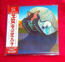 Emerson Lake & Palmer Tarkus JAPAN SHM MINI LP CD VICP-70149