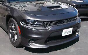 Colgan Premium Sport Hood Bra Mask Fits 2015-2019 Dodge Charger