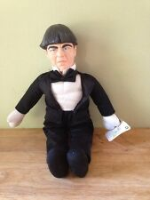 Play by Play The 3 Stooges Moe Vinyl and Plush Doll 15""