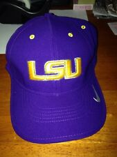 LSU Tigers Nike Legacy Dri-fit Hat New With Tags $32 NWT