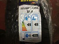 1 X NEW 235 65 17 ROTALLA RF10 TYRE 235/65 R17 108V XL DOT 49/18