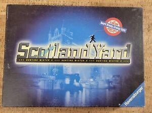 Scotland Yard Hunting Mister X Board Game Ravensburger