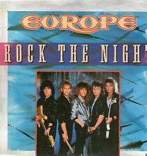"""Europe - Rock The Night - 7 """" Single"""