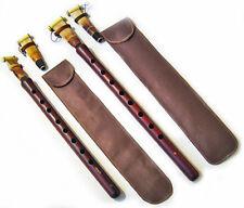 DUDUK  TWO ARMENIAN PRO DUDUK 4 REED 2 Cases PRO DUDEK Apricot Wood Mey NEW