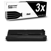 3x Eurotone Toner Negro XL Compatible para Brother MFC-L-8690-CDW