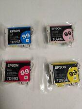 Epson Artisan 700/710/725/800/810/835 ink 99  *SINGLE CARTRIDGE PER TRANSACTION*