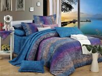 TANYA Queen/King/Super King Size Bed Duvet/Doona/Quilt Cover Set New