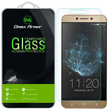 [2-Pack] Dmax Armor LeEco Le S3 Tempered Glass Screen Protector
